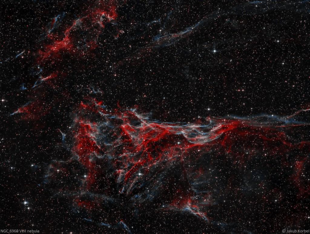 NGC6960_Veil_2015-09-09-30C-600s-15HaOIII-FL730