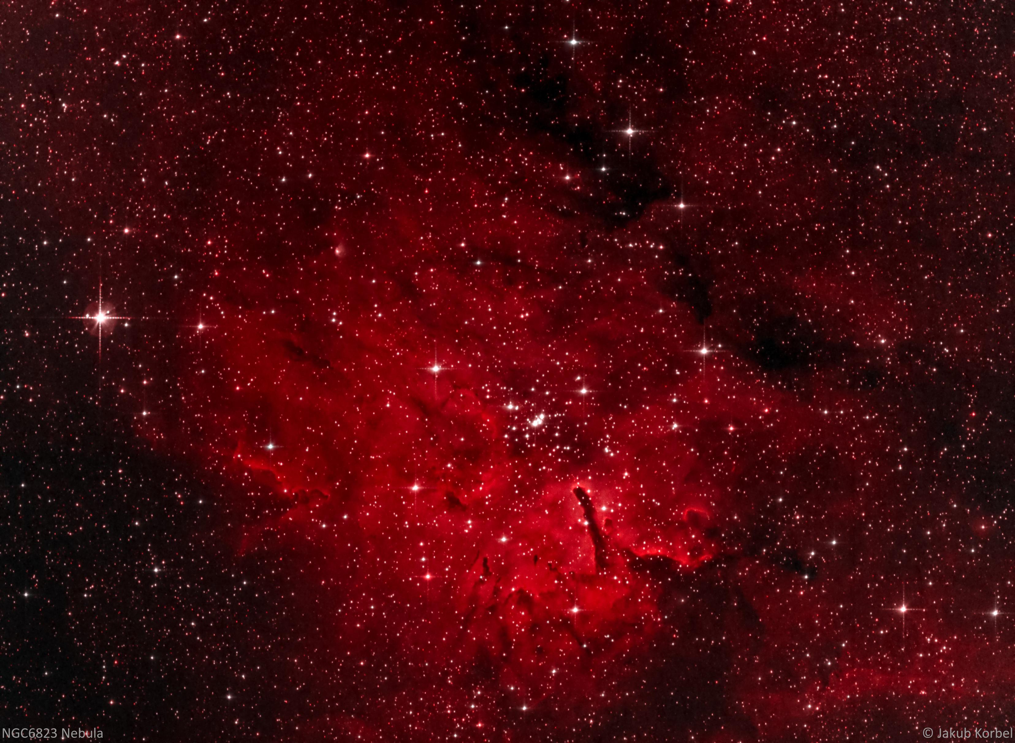 Emission nebula – AstroBlog