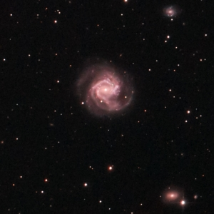 M61 Galaxy